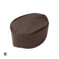 茶人帽〈合用〉 茶色