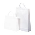 寺名・社名入り 紙袋 タテ型 白