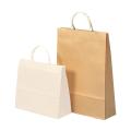 寺名・社名入り 紙袋 タテ型 ベージュ