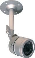 屋外広角・暗視カメラ 取付金具 ロングタイプ