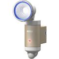 ソーラー発電式 LED ソーラーセンサーライト 3W LED 〈S-30L〉