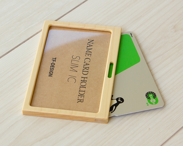 NAME CARD HOLDER SLIM IC