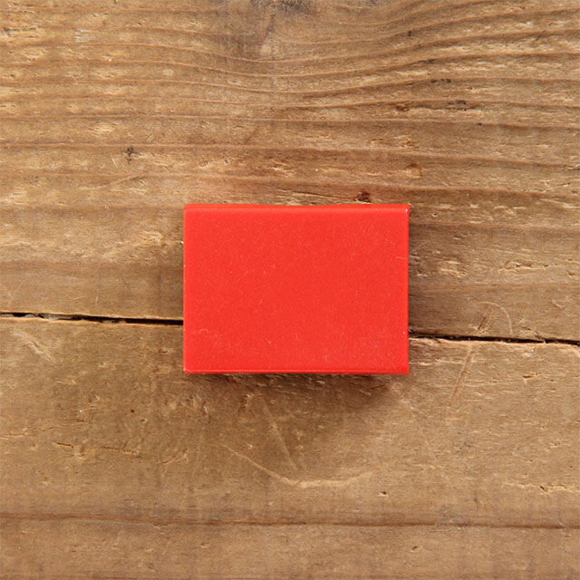 シャイニー 日付印(インク付) 交換パッド:S-300-7 赤