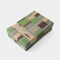 ����륫 CRAFT PAPER LOVE Ȣ green whisper wall (07150551)