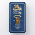 トラベラーズノート ミニ 10周年缶セット キャメル (15197006)