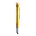 ブラス ボールペン 無垢 (36617006)