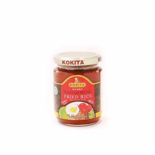 インドネシア調味料  コキタ ブンブ ナシゴレンの素  瓶