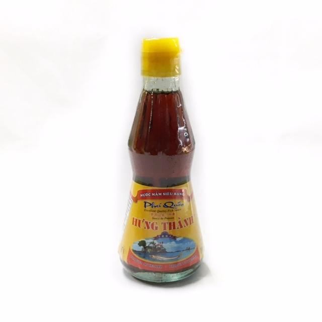 ベトナム調味料 フィッシュソース(ヌクマム) 200ml【フーコック】