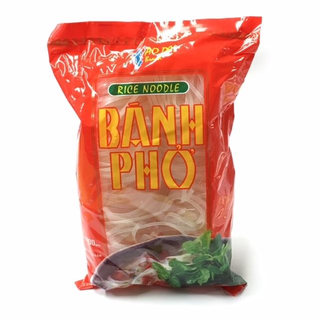 ベトナム料理 アオザイ フォー(ライスヌードル) タピオカ粉入