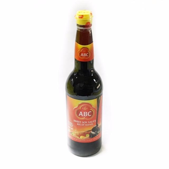 インドネシア調味料 ABC ケチャップマニス 620ml 瓶