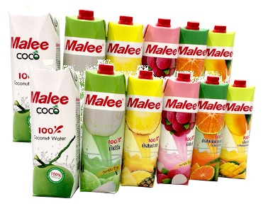 Malee バラエティセットL  1,000ml 12本