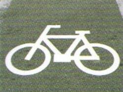 自転車の 自転車 ビーズ : ... 反射ビーズ入) 自転車マーク