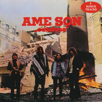 AME SON/Catalyse (1970/only) (アム・ソン/France)