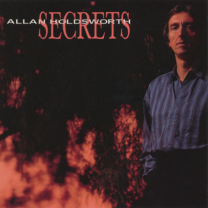 ALLAN HOLDSWORTH/Secrets(Used CD) (1989) (アラン・ホールズワース/UK,USA)
