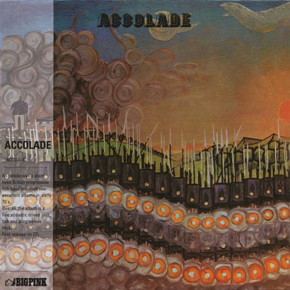 ACCOLADE/Same (1970/1st) (アコレード/UK)