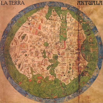 AKTUALA/La Terra(LP) (1974/2nd) (アクトゥアラ/Italy)