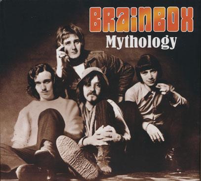 BRAINBOX/Mythology (1968-70/Comp.) (ブレインボックス/Holand)