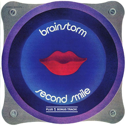 BRAINSTORM/Second Smile (1973/2nd) (ブレインストーム/German)