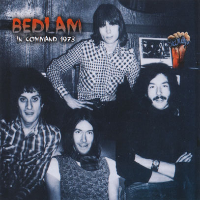 BEDLAM/In Command 1973 (1973/Live) (ベドラム/UK)