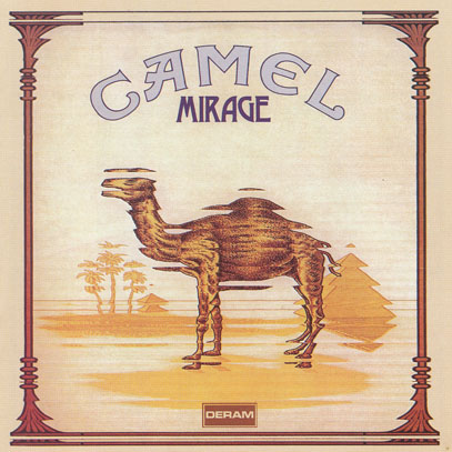 CAMEL/Mirage(Used CD) (1974/2nd) (キャメル/UK)