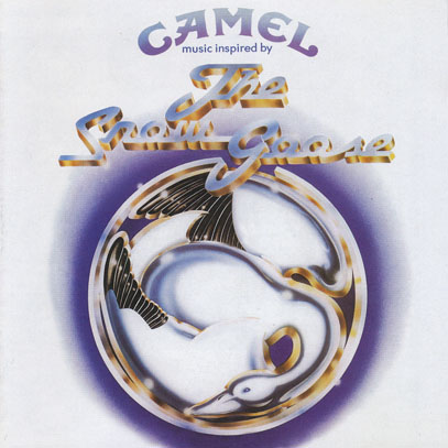 CAMEL/The Snow Goose(Used CD) (1975/3rd) (キャメル/UK)