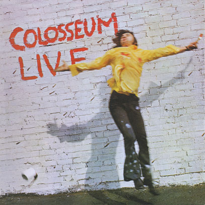 COLOSSEUM/Live: 2CD Expanded Edition (1971/Live) (コロシアム/UK)
