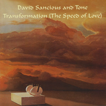 DAVID SANCIOUS AND TONE/Transformation (The Speed Of Love) (1976/2nd) (デヴィッド・サンシャス&トーン/USA)