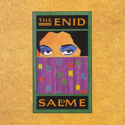 THE ENID/Salome(Used CD) (1986/8th) (エニド/UK)