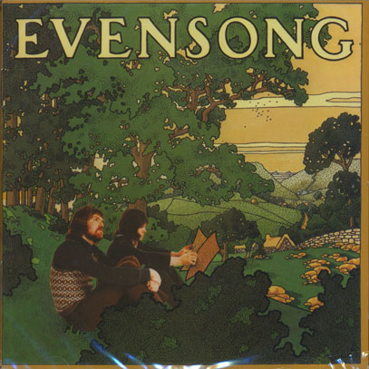 EVENSONG/Same (1973/only) (イヴンソング/UK)