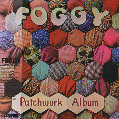 FOGGY/Patchwork Album (1976/2nd) (フォギー/UK)