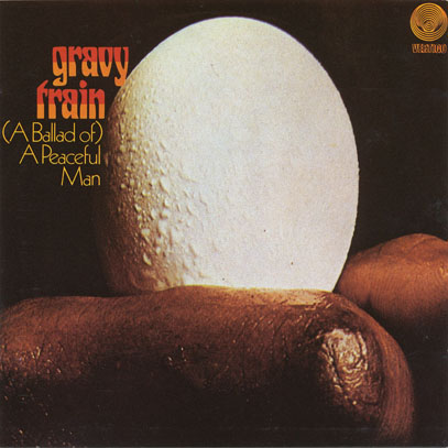 GRAVY TRAIN/A Ballad of A Peaceful Man(Used CD) (1971/2nd) (グレヴィー・トレイン/UK)