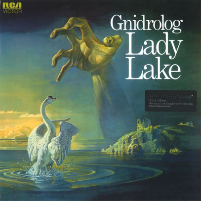 GNIDROLOG/Lady Lake(LP) (1972/2nd) (ニドロログ/UK)