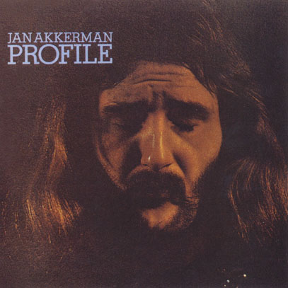JAN AKKERMAN/Profile(Used CD) (1972/2nd) (ヤン・アッカーマン/Holland)