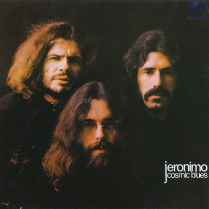 JERONIMO/Cosmic Blues (1970/1st) (ジェロニモ/German)