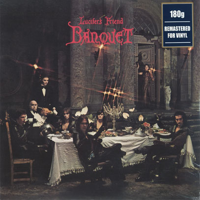 LUCIFER'S FRIEND/Banquet(LP) (1974/4th) (ルシファーズ・フレンド/German)
