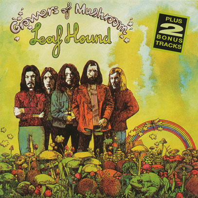 LEAF HOUND/Growers Of Mushroom(Used CD) (1970/only) (リーフ・ハウンド/UK)