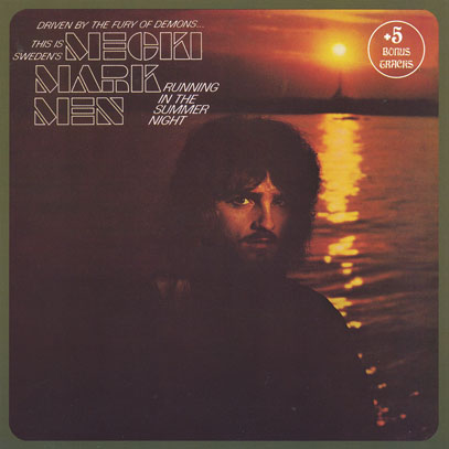 MECKI MARK MEN/Running In The Summer Night (1969/2nd) (メッキ・マーク・メン/Sweden)