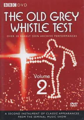 V.A./The Old Grey Whistle Test Volume2(オールド・グレイ・ホイッスル・テスト 2)(Used DVD) (1971-87/BBC Live)