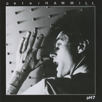 PETER HAMMILL/pH7 (1979/8th) (ピーター・ハミル/UK)