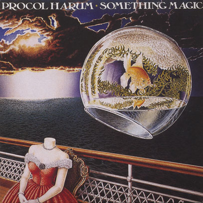 PROCOL HARUM/Something Magic(Used CD) (1977/10th) (プロコル・ハルム/UK)