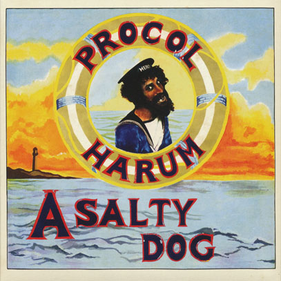 PROCOL HARUM/A Salty Dog(Used CD) (1969/3rd) (プロコル・ハルム/UK)