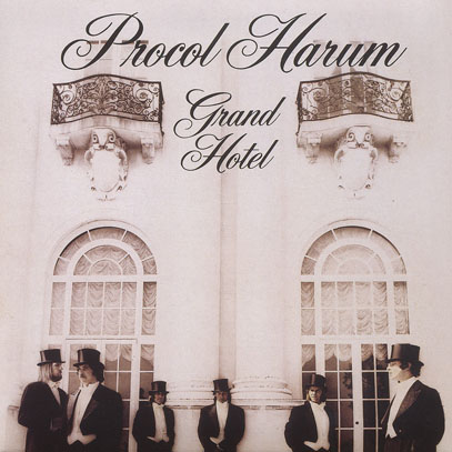 PROCOL HARUM/Grand Hotel(Used CD) (1973/7th) (プロコル・ハルム/UK)