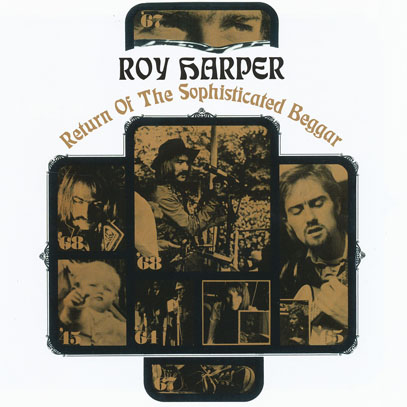 ROY HARPER/Return Of The Sophisticated Beggar (1966/1st) (ロイ・ハーパー/UK)