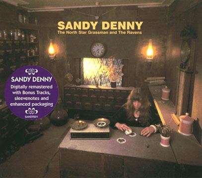 SANDY DENNY/The North Star Grassman And The Ravens (1971/1st) (サンディ・デニー/UK)