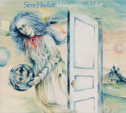 STEVE HACKETT/Voyage Of The Acolyte (1975/1st) (スティーヴ・ハケット/UK)
