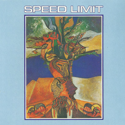 SPEED LIMIT/Same (1975/2nd) (スピード・リミット/France)