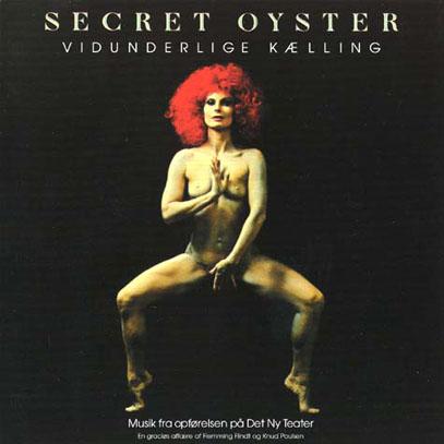 SECRET OYSTER/Vidunderlige Kaelling (1975/3rd) (シークレット・オイスター/Denmark)