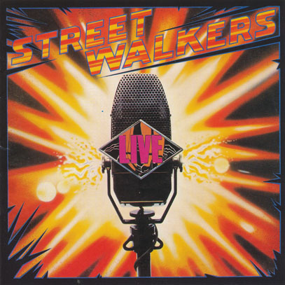 STREETWALKERS/Live(Used CD) (1977/Live) (ストリートウォーカーズ/UK)