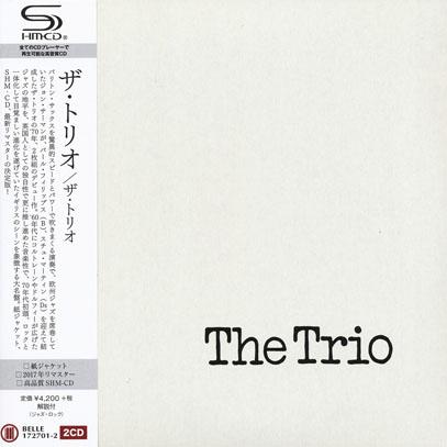 THE TRIO/Same(ザ・トリオ/2CD) (1970/1st) (ザ・トリオ/UK,USA)