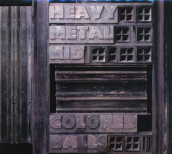 COLOURED BALLS/Heavy Metal Kid(Used CD) (1974/2nd) (カラード・ボールズ/Australia)